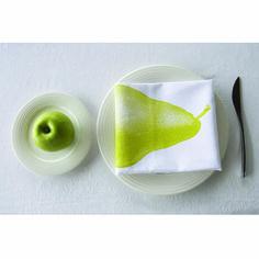 serviettes de table Thornback & Peel  www.lapadd.com