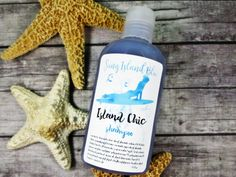 Island Chic shampoo will keep you smelling like suntan lotion all year long