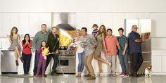 #ModernFamily - Season 6 Cast Photo