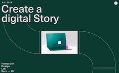 IAD Lab, on siteInspire: a showcase of the best web design inspiration. Design Web, Web Design Trends, Web Design Inspiration, Web Studio, Design Studio, Interaction Design, Keynote, Digital Story, Corporate