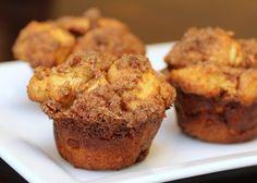 Recipe Snobs: Cinnamon Crunch Cobblestone Muffins pampered chef