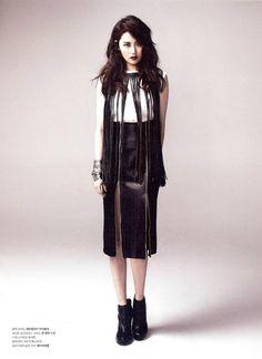 4Minute Gayoon's beautiful photo ♥