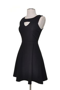 Harry and Zoe - Sleeveless Open Chest Dress, $29.00 (http://www.harryandzoe.com/sleeveless-open-chest-dress/)