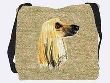 Afghan Dog Totebag
