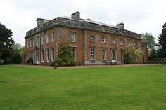 Farnborough Hall in the rain 080510 by Tewkes (thanks for 350,000 views), via Flickr