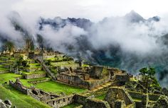 'Morning at Machu Picchu' by Felipe Arriagada on Machu Picchu, Peru, Travel Photos, Around The Worlds, Explore, Group, Board, Outdoor, Photos