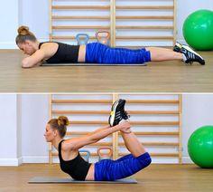 Ćwiczenia na kręgosłup – zaczynasz dziś! Gym Equipment, Exercise, Sports, Workouts, Diet, Ejercicio, Hs Sports, Excercise, Work Outs