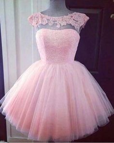 Lovely Short Prom Dress #shortpromdresses