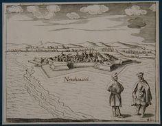 Neuhausel (Érsekújvár) 1663