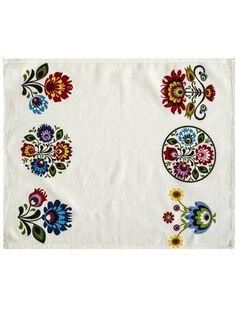 Kuchynské utierky na riad s folklórnym vzorom Tapestry, Tableware, Home Decor, Hanging Tapestry, Tapestries, Dinnerware, Decoration Home, Room Decor, Tablewares