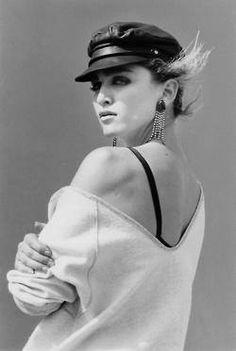 Madonna by Steven Meisel, 1983