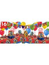 Mickey Mouse Party Supplies Deluxe Party Kit - Boys Party Themes - Boys Birthday - Birthday Party Supplies - Categories - Party City