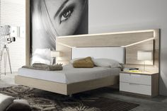 Tips, tactics, together with quick guide with regards to acquiring the absolute best outcome as well as coming up with the max usage of bedroom furniture makeover Bed Headboard Design, Bedroom Bed Design, Home Room Design, Headboards For Beds, Bedroom Modern, Bedroom Sets, Bedroom Furniture Makeover, Black Bedroom Furniture, Bed Furniture