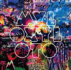 Coldplay - Mylo Xyloto.