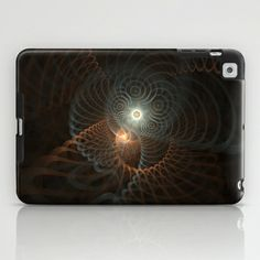 NeonSeries050 iPad Case by fracts - fractal art - $60.00