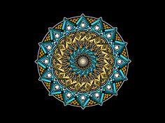 mandala by Rahmat Hidayat Adi Saputra