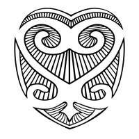 Africa - sankofa, adinkra, koru, beginning, roots, learning, future, fern, maori