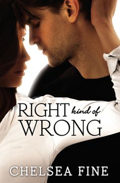 Blog Tour, Guest Post, Teasers & Giveaway: Right Kind of Wrong (Finding Fate #3) by Chelsea Fine