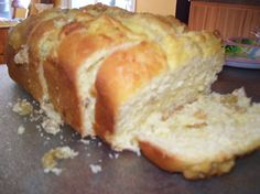 picture of Babka Easter Bread Polish Bread Recipe, Easter Bread Recipe, Polish Recipes, Easter Recipes, Polish Food, Easter Traditions, Holiday Traditions, Easy Desserts, Dessert Recipes