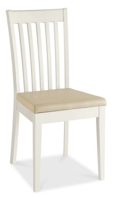 Shaker Two Tone Slatted Dining Chairs - Beige Seat Pad - Pair is crafted from American White Oak solids and veneers. #Furniture #Kitchen #Dining #KitchenAndDining #PriceCrashFurniture #KitchenFurniture #DiningFurniture #Chair #DiningChair http://pricecrashfurniture.co.uk/shaker-two-tone-slatted-dining-chairs-beige-seat-pad-pair.html
