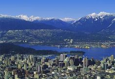 Vancouver please! I've only ever been to the airport. Time to see the city I hear so much about.