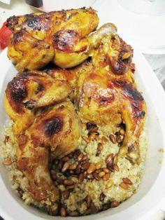 Egyptian Food.