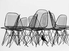 Bauhaus Design & Architecture a initialement partagé : #Eames Design ...