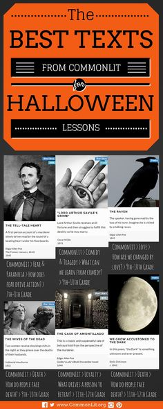 Looking for some spooky texts to read with your students this month? Check out…