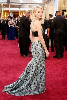 Naomi Watts at the 87th Academy Awards