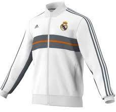 Veste 2012 A Madrid De Blanc Real Partir 2011 wIq4vIrx