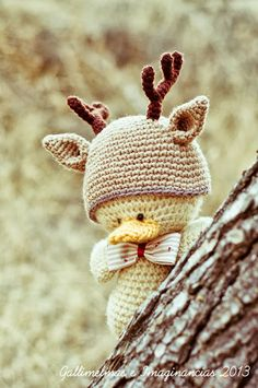 I don't crochet be this is adorable!!