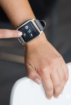 The Cash smartwatch.