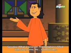 Fabulous Folk Tales - God Provides - Kids Animation Stories