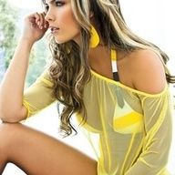 Cover Ups - Yellow!!!  So Sexxxxxy!!!!!