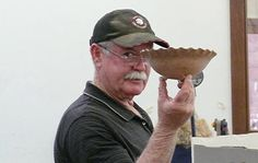 Collaboration WA: workshops Will Turner, Collaboration, Turning, Baseball Hats, Workshop, Wood, Woodturning, Madeira, Baseball Caps