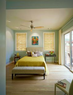 Cool House Tour 2008 - contemporary - bedroom - austin - by CG Design-Build