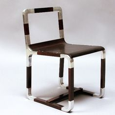 Chair by Giuseppe Pagano. (Probably the inspiration for those Chloe sunglasses…