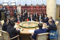 China-Russia-Mongolia economic corridor to boost China-Mongolia cooperation: Chinese FM http://xhne.ws/sxCSj