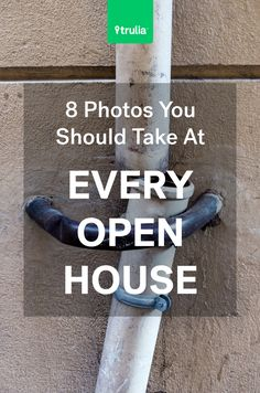 8 Photos You Should Take At Every Open House  | The Carr Ferguson Group | http://cfghomes.com/ | (949) 891-2240