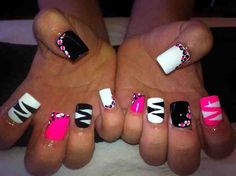 these would be good prom nails