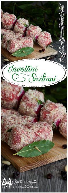My Favorite Food, Favorite Recipes, Sicilian Recipes, Sicilian Food, Barbacoa, Antipasto, Fett, Superfood, Finger Foods