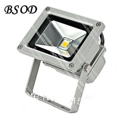 20pcs/pack BtoB 10W LED Flood light Wash Floodlight Outdoor Lamp White/Warm/RGB/Red/Green/Blue light Factory Wholesale