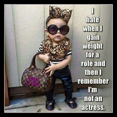 Monday Morning Quotes Discover A roll for a role. Funny Baby Memes, Funny Babies, Haha Funny, Hilarious, Funny Laugh, Funny Stuff, Monday Humor, Monday Quotes, Tuesday Humor