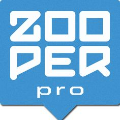 Zooper Widget Pro >>> More info could be found at the image url. (Note:Amazon affiliate link)