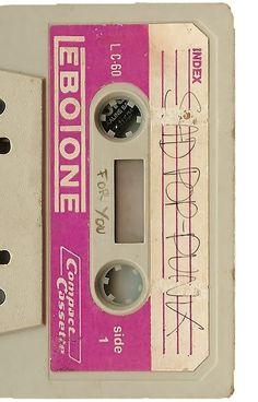 Sad Pop Punk Cassette