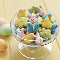 Baby Easter cookies.