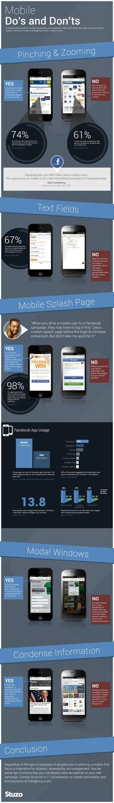 Le design en marketing mobile