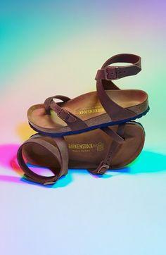 The only Birkenstocks I've ever liked the look of. Birkenstock 'Yara' Sandal (Women)