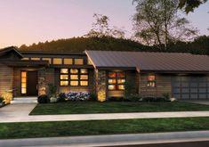 House Plans - Mercer (1327) - Linwood Custom Homes