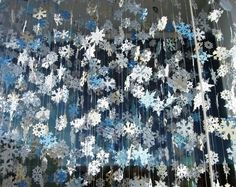 DIY winter wonderland decorations festive home decor christmas decor ideas                                                                                                                                                                                 More